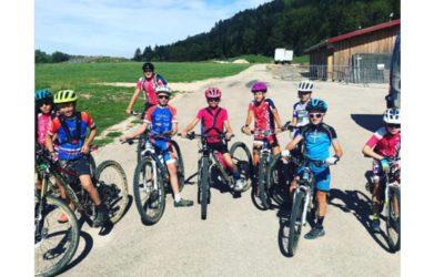Stage Vélo de Route U15 Juillet
